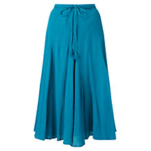 Buy East Cheesecloth Crinkle Skirt Online at johnlewis.com