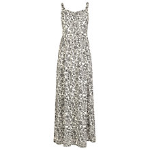 Buy Fat Face Arundel Bali Maxi Dress, Ivory Online at johnlewis.com