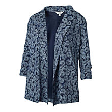 Buy Fat Face Callington Coin Cover Up, Navy Online at johnlewis.com