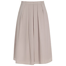 Buy Reiss Petulia Pleated Midi Skirt Online at johnlewis.com