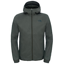 Buy The North Face Quest Waterproof Men's Jacket, Green Online at johnlewis.com