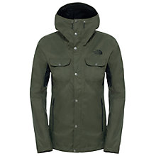 Buy The North Face Arrano Waterproof Men's Jacket, Climbing Ivy Green Online at johnlewis.com