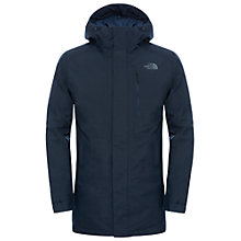 Buy The North Face Mount Insulated Waterproof Elbert Bomber Parka, Navy Online at johnlewis.com