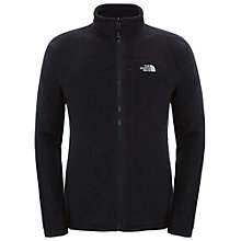 Buy The North Face 200 Shadow Full-Zip Men's Fleece, Black Online at johnlewis.com