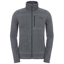Buy The North Face Gordon Lyons Full Zip Men's Jacket, Navy/Heather Online at johnlewis.com