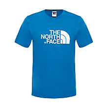 Buy The North Face Easy Short Sleeve T-Shirt Online at johnlewis.com