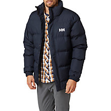 Buy Helly Hansen Dubliner Down Insulated Waterproof Men's Jacket, Navy Online at johnlewis.com
