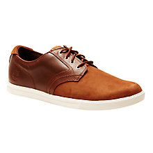 Buy Timberland Fulk Low Profile 4 Eyelet Shoe, Brown Online at johnlewis.com