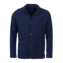 Buy Barbour Pennan Jacket, Navy Online at johnlewis.com