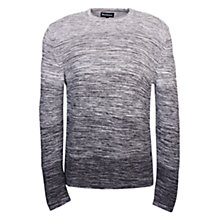 Buy Barbour Tidal Crew Neck Jumper, White Online at johnlewis.com