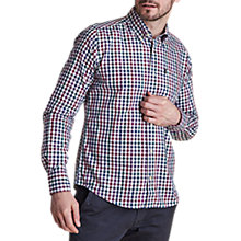 Buy Barbour Bibury Long Sleeve Oxford Check Shirt Online at johnlewis.com