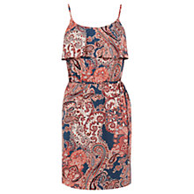 Buy Oasis Phea Paisley Cami Dress, Navy Online at johnlewis.com