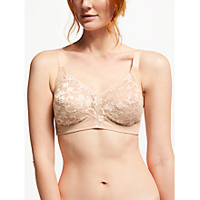 Buy Triumph Delicate Doreen Full Cup Bra, Smooth Skin Online at johnlewis.com