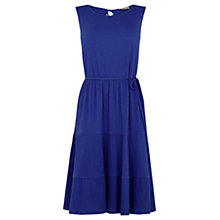 Buy Oasis Cheesecloth Tiered Dress Online at johnlewis.com