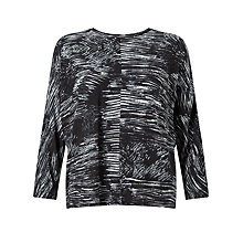Buy Kin by John Lewis Printed Batwing T-Shirt, Multi Online at johnlewis.com