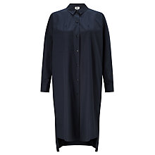 Buy Kin by John Lewis Shirt Dress, Navy Online at johnlewis.com