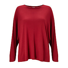 Buy Kin by John Lewis Batwing T-Shirt, Red Online at johnlewis.com