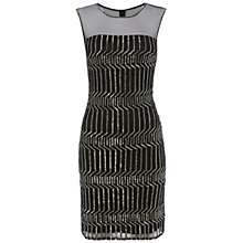 Buy Raishma Mercury Geometric Embroidered Dress Online at johnlewis.com