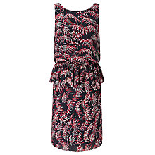 Buy Samsoe & Samsoe Penn Printed Dress, Fauna Blue Online at johnlewis.com