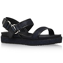 Buy Kurt Geiger Bare Double Strap Sandals Online at johnlewis.com