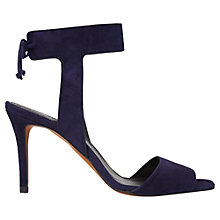 Buy Whistles Delphia Stiletto Heeled Sandals Online at johnlewis.com