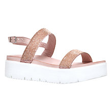 Buy Carvela Kryptic Flatform Sandals Online at johnlewis.com
