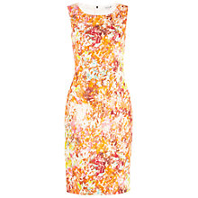 Buy Damsel in a dress Fusion Dress, Orange Online at johnlewis.com