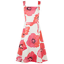 Buy Damsel in a dress Wild Poppy Dress, Pink Online at johnlewis.com