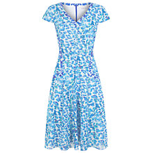 Buy Fenn Wright Manson Benson Dress, Aqua Online at johnlewis.com
