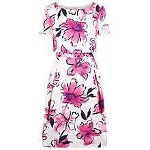 Buy Fenn Wright Manson Hirst Dress, Pink/White Online at johnlewis.com