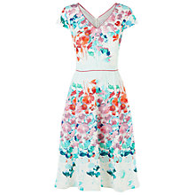 Buy Fenn Wright Manson Floral Print Botticelli Dress, Multi Online at johnlewis.com
