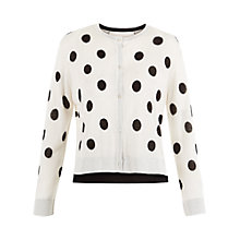 Buy Damsel in a dress Spotty Cardigan Online at johnlewis.com
