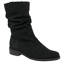 Buy Gabor Trafalgar Wide Calf Boots Online at johnlewis.com