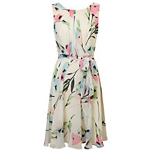 Buy Phase Eight Botanical Dress, Multi Online at johnlewis.com