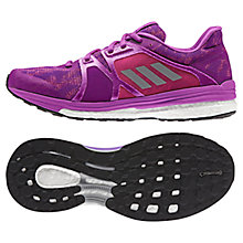 Buy Adidas Supernova Sequence 9 Women's Running Shoes, Purple Online at johnlewis.com
