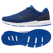Buy Adidas Supernova Sequence Cosmic Men's Running Shoes, Black/Blue Online at johnlewis.com