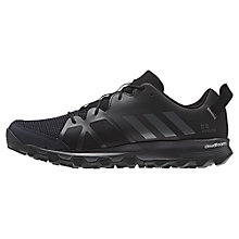 Buy Adidas Kanadia 8 Trail Men's Running Shoes, Black Online at johnlewis.com