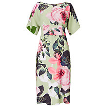Buy Phase Eight Chantay Rose Dress, Sage Online at johnlewis.com