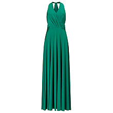 Buy Phase Eight Astrid Maxi Dress, Jade Online at johnlewis.com