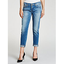 Buy 7 For All Mankind Josefina Boyfriend Jeans, Spring Valley Online at johnlewis.com