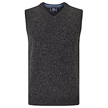 Buy John Lewis Made in Italy Merino Cashmere Sleeveless Jumper Online at johnlewis.com