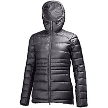Buy Helly Hansen Icefall Down Insulated Women's Jacket, Ebony Online at johnlewis.com