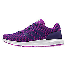 Buy Adidas Supernova Sequence Cosmic Women's Running Shoes, Purple Online at johnlewis.com