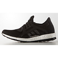 Buy Adidas Pureboost X Women's Running Shoes, Black Online at johnlewis.com