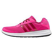 Buy Adidas Element Refresh Women's Running Shoes, Pink Online at johnlewis.com