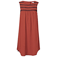 Buy Fat Face Kerry Embroidered Dress Online at johnlewis.com