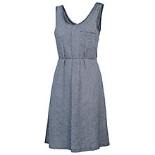 Buy Fat Face Sian Striped Dress Online at johnlewis.com