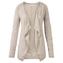 Buy Fat Face Cora Cardigan, Misty Surf Online at johnlewis.com