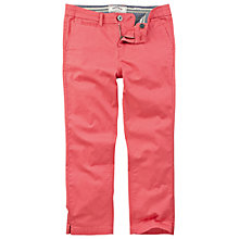 Buy Fat Face Chester Cropped Chino Trousers Online at johnlewis.com