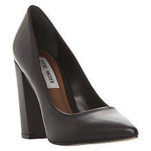 Buy Steve Madden Primpy Pointed Toe Court Shoes Online at johnlewis.com